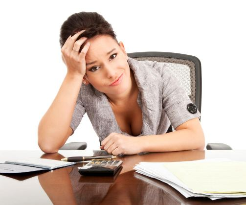 frustrated-business-woman